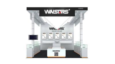 WINSTAR 展台设计搭建
