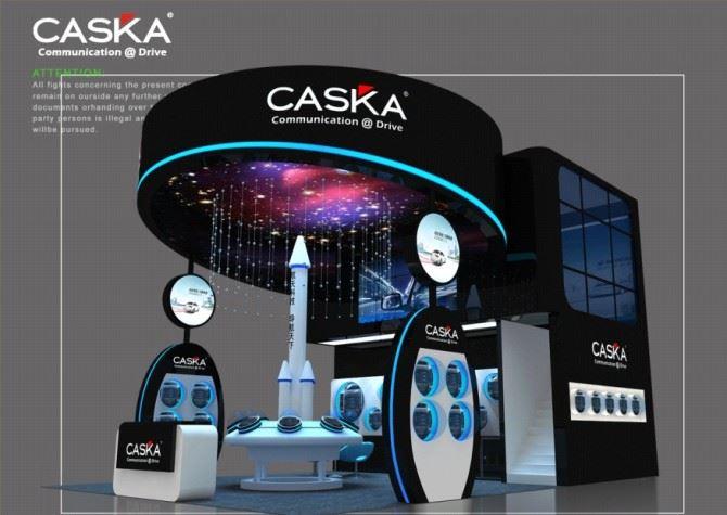 香港展台设计:奢华品质领导者创新思维