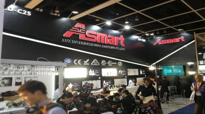Asmart展台  香港灯饰展