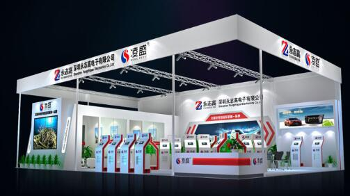深圳展台设计:展台三步走,设计专业化模式--艺览天下展览