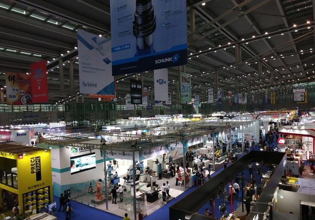 深圳机械展搭建设计:推动专业技术核心体系--艺览天下展览