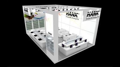HANK汉科展台   香港电子展
