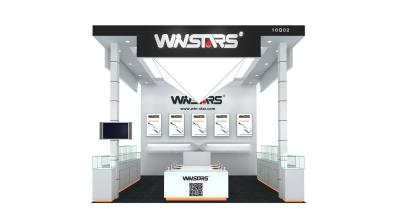 WINSTAR展台 香港电子展