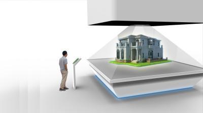 3D全息投影展厅