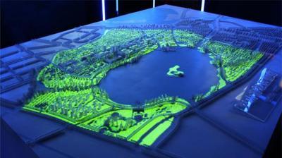 3D数字沙盘