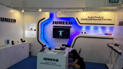 JUNEED 展台 香港电子展