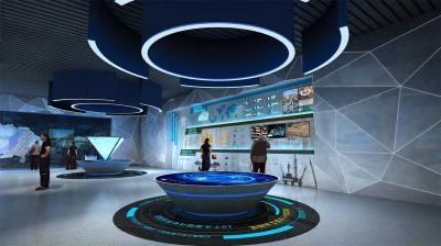 山西新产业规划展厅