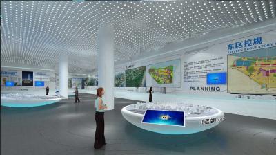 烟台市政规划展厅