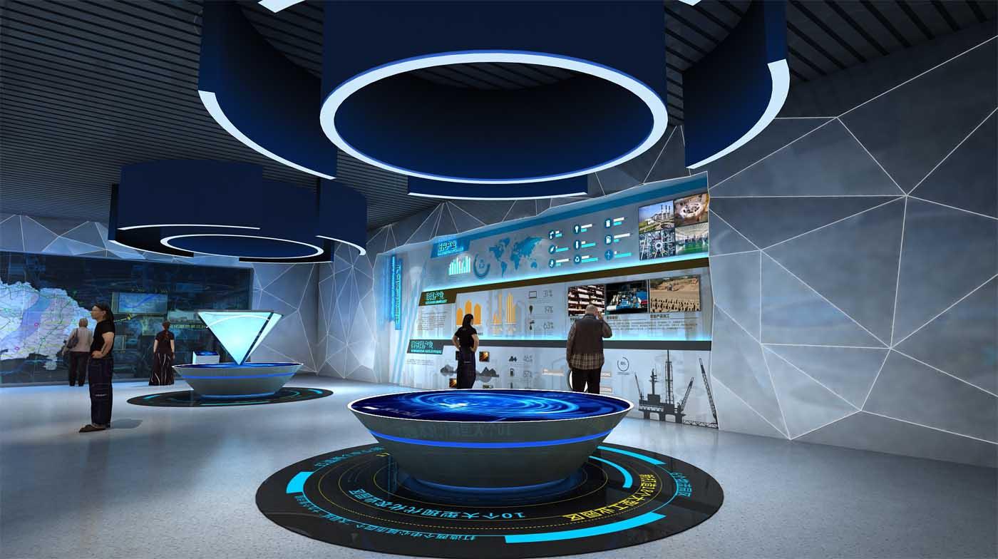 展台展厅的结构性需要牢固-深圳展台设计