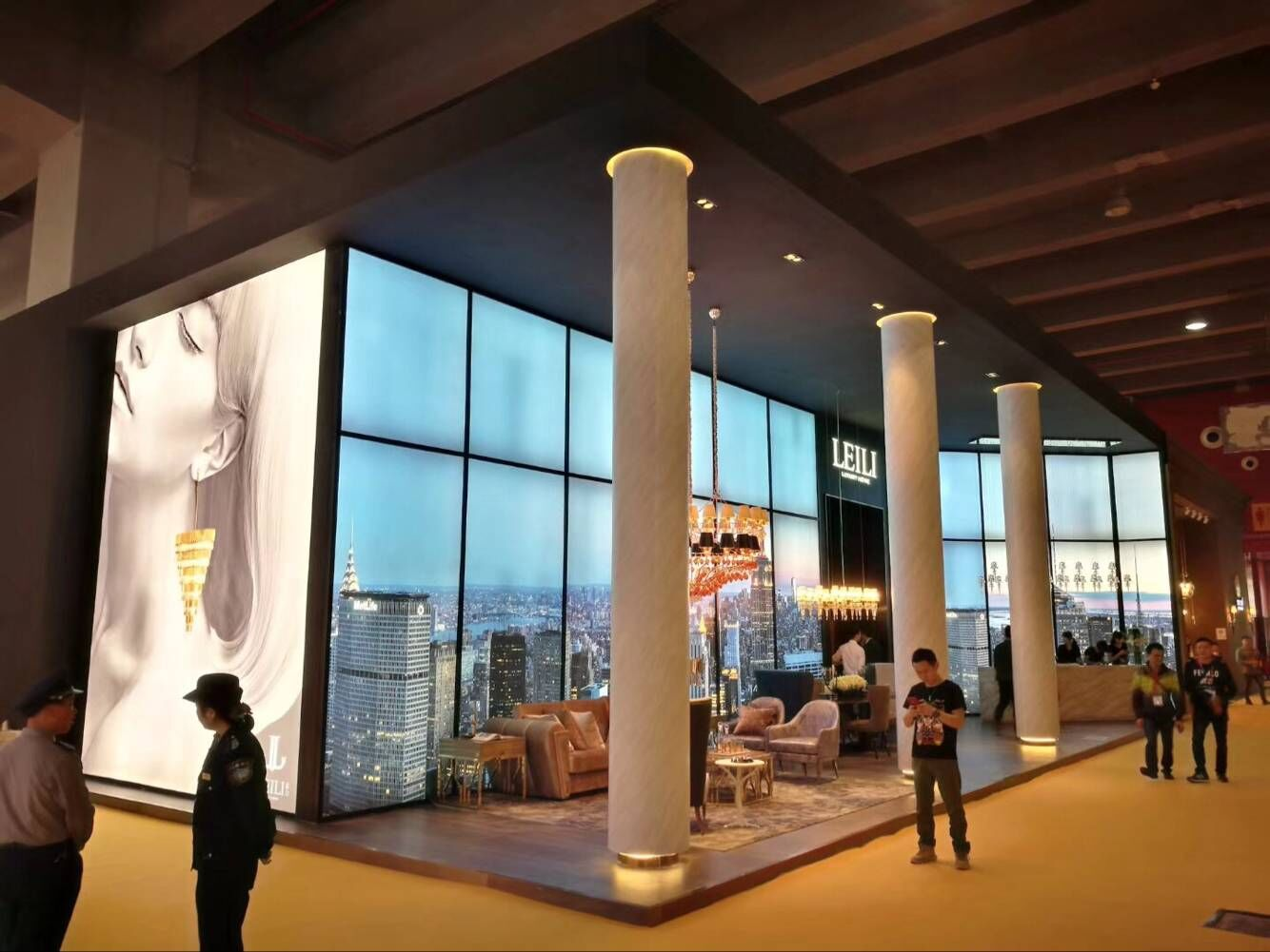 深圳展会设计需要注意什么事项