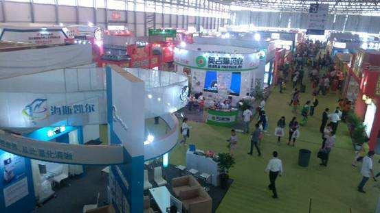 深圳展览公司在工作中需要建立一种联系?