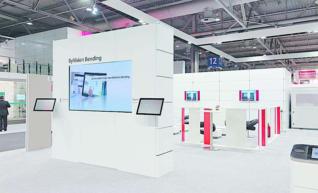 应全面系统地做好各个环节的工作-深圳展览搭建