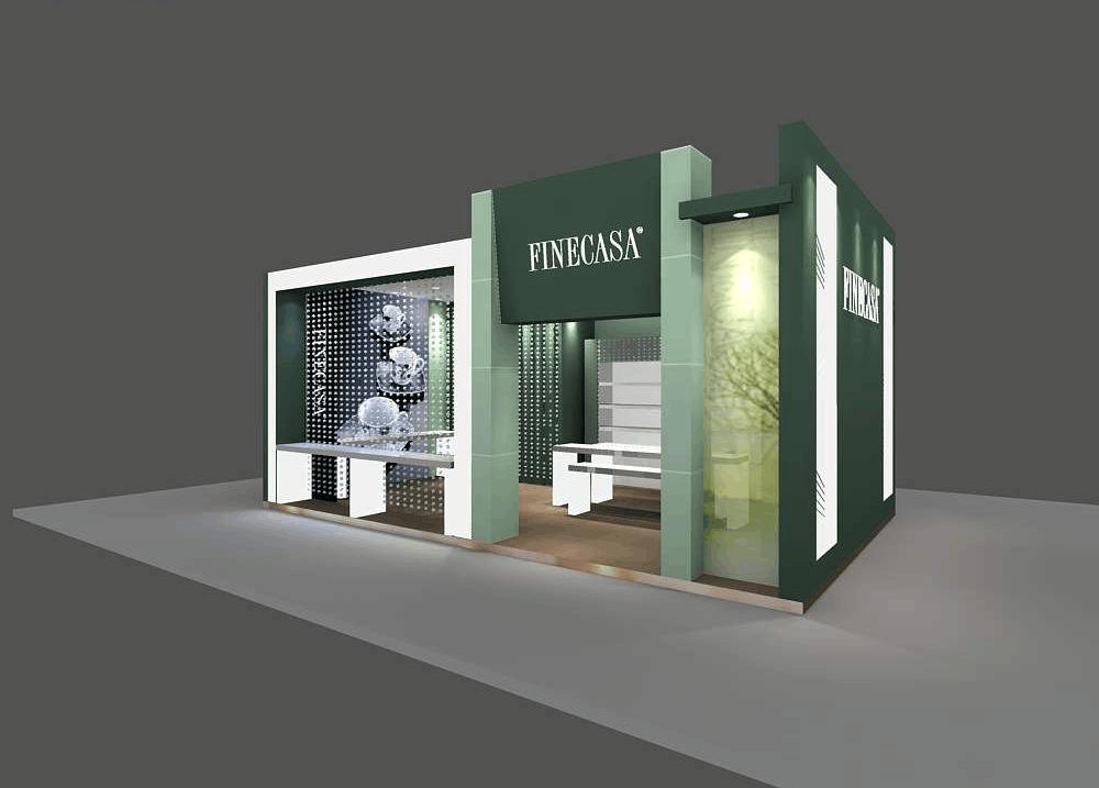 从几个方面来学习展览展会设计知识-深圳展览搭建