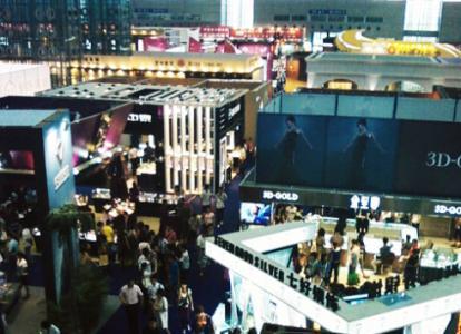 展览会的无形优势可以作为竞争的一种武器-深圳展览搭建