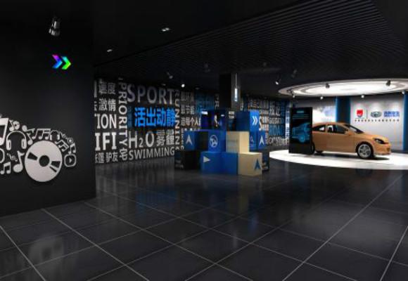 深圳展台搭建-展览会上所注重的门面功夫有哪些?