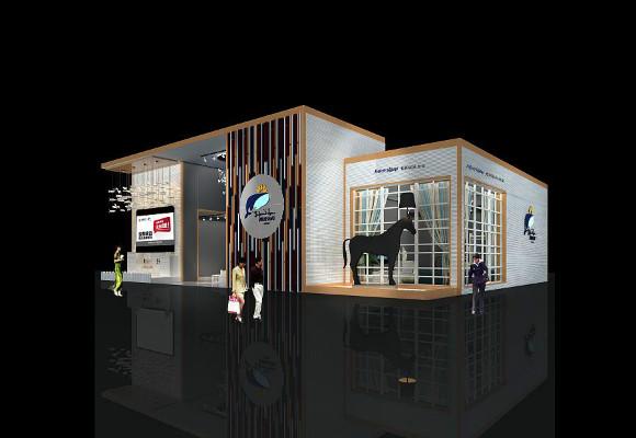 深圳展览搭建公司如何获悉发展会展业意味着什么的提升