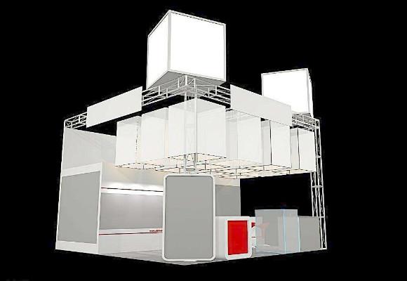 一个展台设计大效果形成的关键是什么-深圳展台搭建