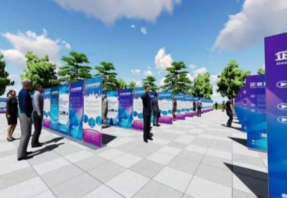 展览展会一直都会是商业价值前列的佼佼者-深圳展会设计