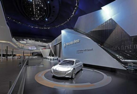 展厅设计原则与整体的和谐性质介绍