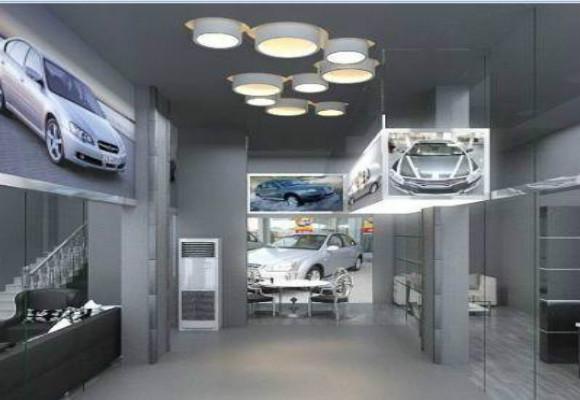 如何对于展厅的设计看出一家公司是专业的,哪些方面看出