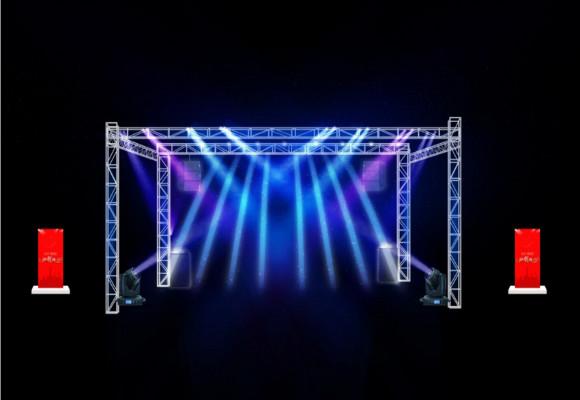 舞台桁架搭建的工作有疏忽的地方怎么去辨别