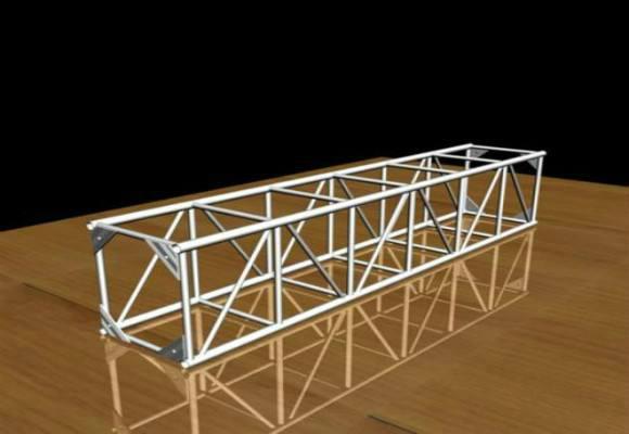 桁架搭建设计种类:深圳桁架搭建公司