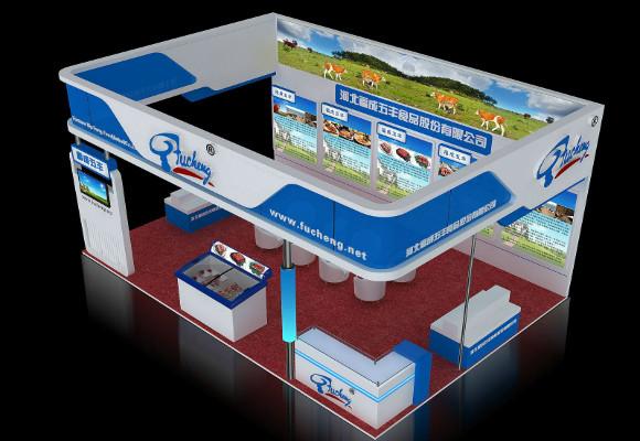 很多展商都想要一个成功的展览搭建的设计