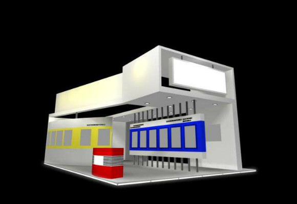 展览设计规划一方面能够吸引参观者以及确保展会作用