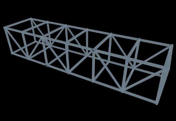 桁架搭建的种类