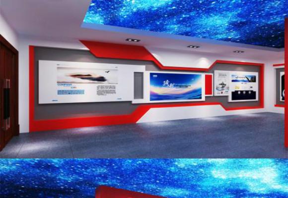 企业展厅设计的中心理念文化
