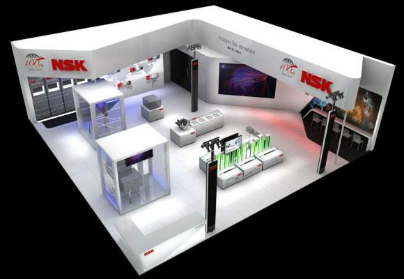 深圳展览公司:展览的设计制作步骤