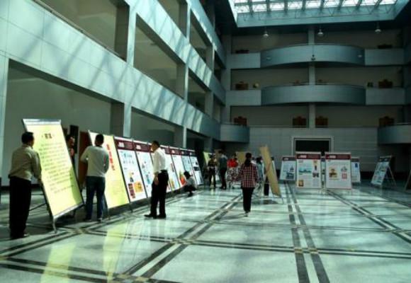 深圳展览搭建展示陈列的设计方式与技巧