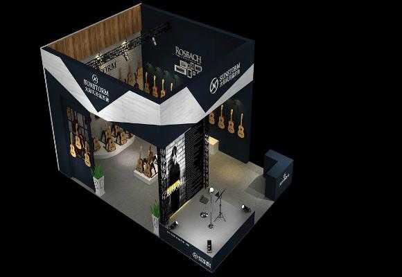 展位设计展览策划如何做到更加的完善-深圳展览设计