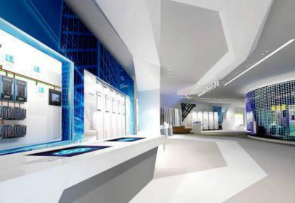 深圳展厅设计:企业展厅设计的原则如何贯穿