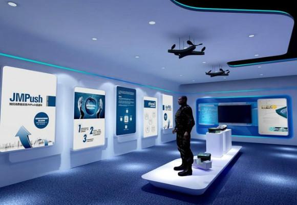 深圳展厅设计之静态陈列如何适应各种需求