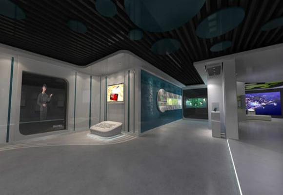 深圳展厅设计公司-艺览天下