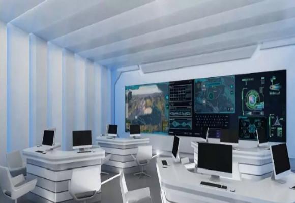深圳展厅设计创造出艺术的空气从内到外的塑造形象