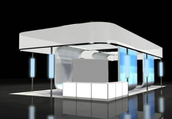 展厅设计3D造型