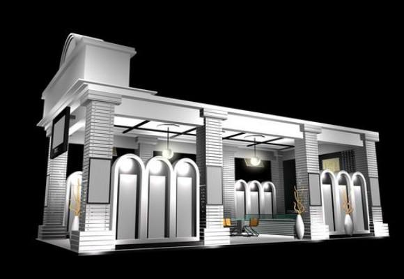 特色展厅设计-深圳之都设计公司