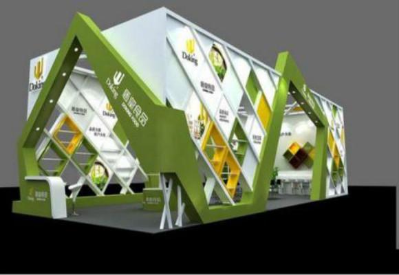 企业如何去做好展会的搭建-深圳展台设计