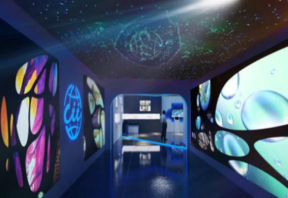深圳展厅设计要有企业的特色既要有时代感的展厅设计