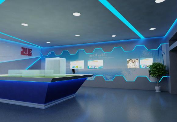 展厅设计的职业中如何完整的呈现-深圳展厅设计