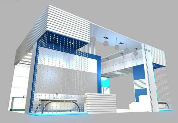 深圳展台搭建越小越要精致?深圳展会设计思路要清晰!