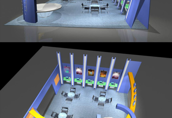深圳展会设计之空间设计的美感怎么搭建!