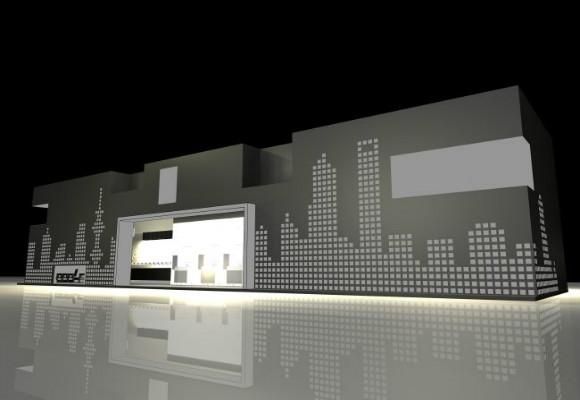 企业形象和展览主题要相互对应!香港展台搭建