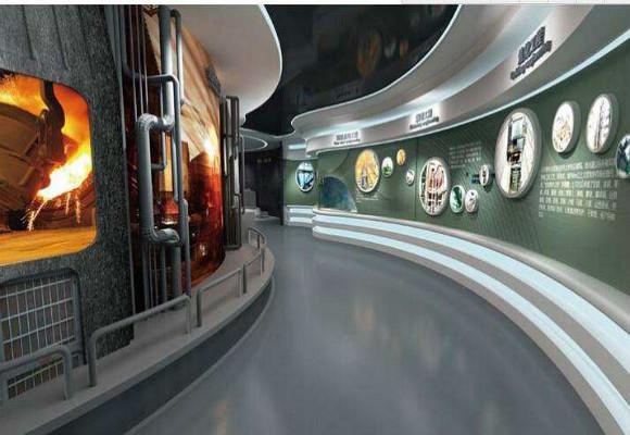深圳展厅设计之企业文化
