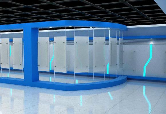 展厅设计模板-深圳展厅设计