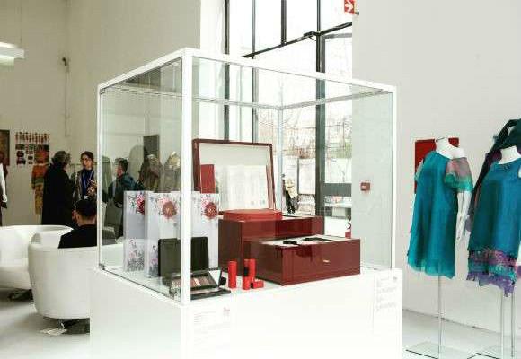 """""""设计中国""""展览亮相罗马国立当代艺术博物馆"""