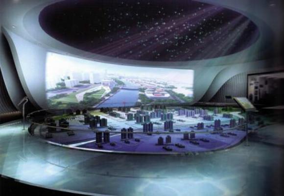 深圳展厅设计:随着数字化技术的介入如何应对变化的设计