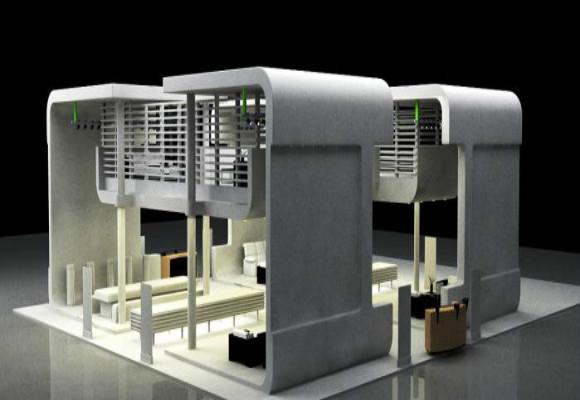 明确展台设计的12条完整流程-深圳展台设计